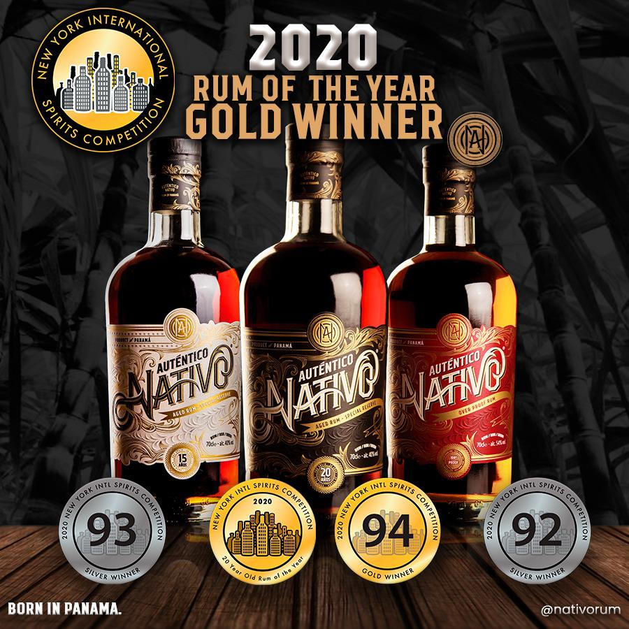 RUM OF THE YEAR 2020